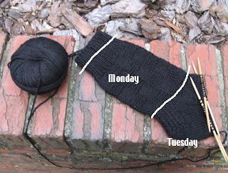 calmer sock