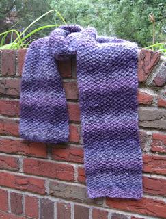 foliage scarf