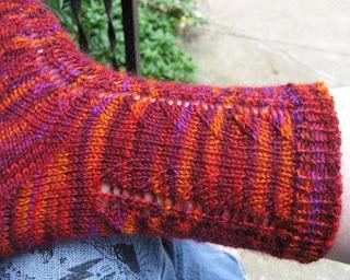 southwestern sock