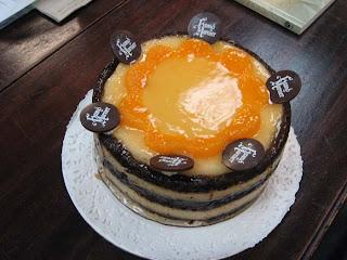 grande marnier cake