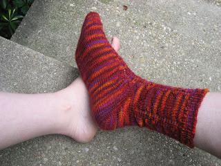 lonesome sock
