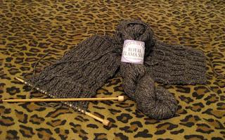 royal llama silk