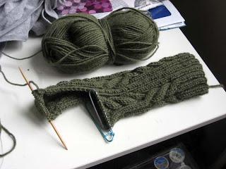 log cabin sock 2