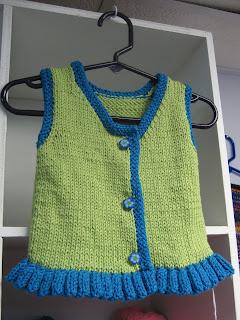 wool cotton vest