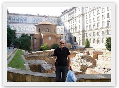 Sveti Georgi Rotunda sofia