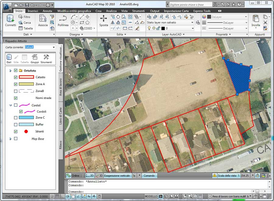 Connecting to ESRI ArcSDE using AutoCAD Map 3D FDO