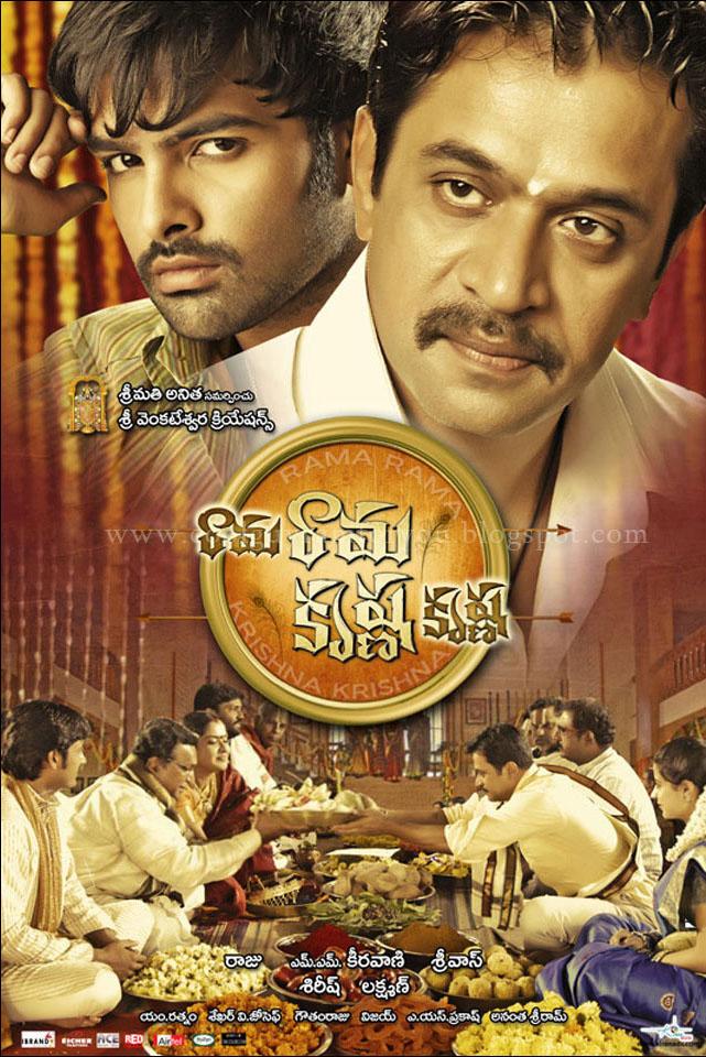 Nafrat ki jung (rama rama krishna krishna) hindi dubbed full movie.