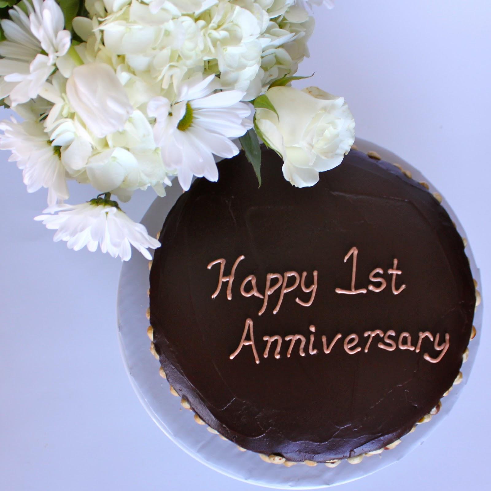 Happy Wedding Anniversary: Meet The Kadlec's: Happy First Anniversary