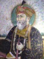Bahadur Shah Zafar, Last Mughal Emperor and a Poet