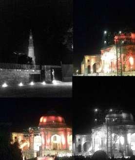 Sufi concert at Quli Tomb Delhi