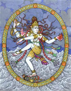 Nataraja, Van Morrison and Hinduism