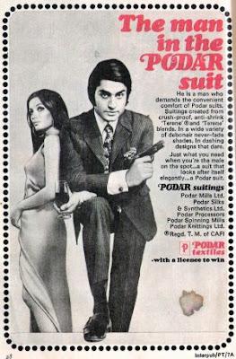 Indian Bond in PODAR suit