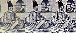 Sketch of Ghalib