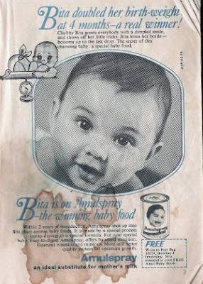 Old Ad of Amulspray