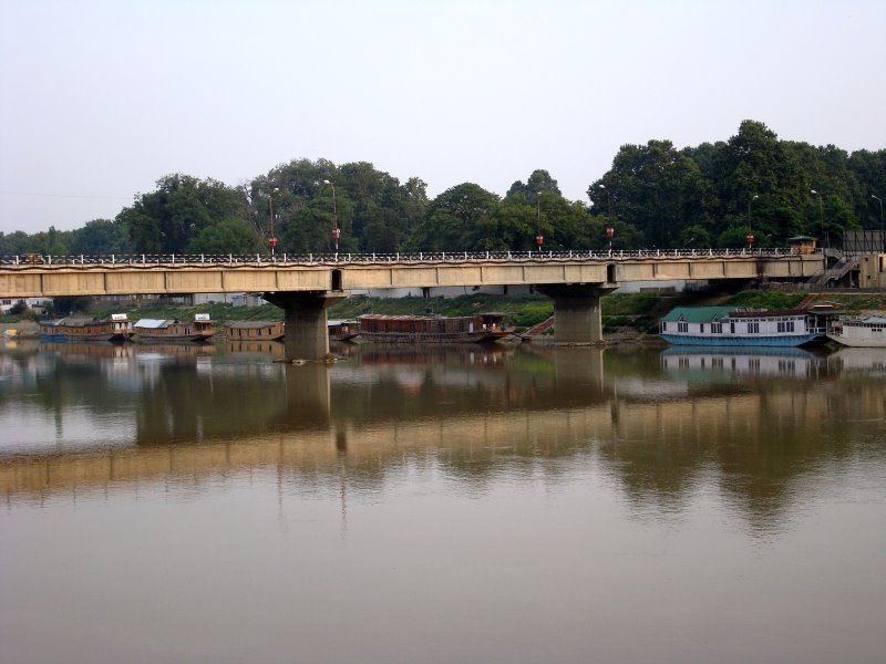 new zero bridge on Jhelum