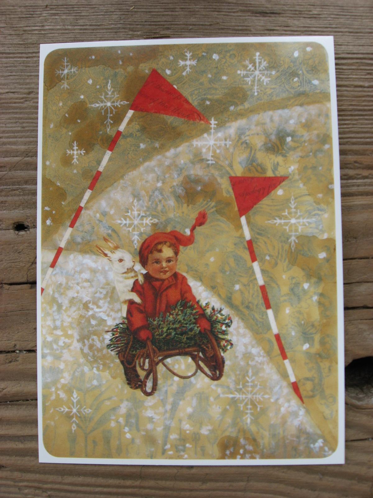 Joulukortit Lähetys