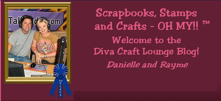 Scrapbooks, Stamps and Crafts - OH MY!