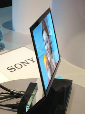 pantalla oled de Sony