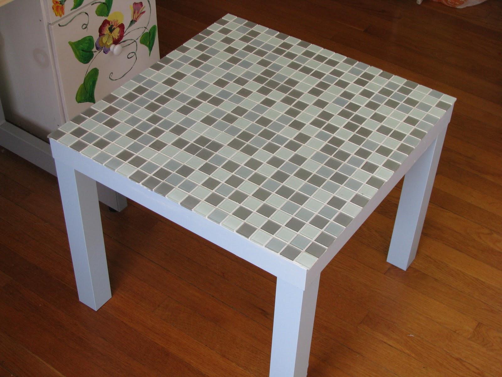 tile table top ideas | Brokeasshome.com