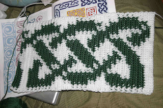 Free Celtic Knot Crochet Afghan Pattern : CELTIC KNOT CROCHET ? Crochet For Beginners