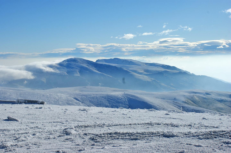 Botev Peak Winter
