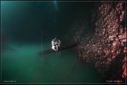 Penjelasan Fenomena Sungai Di Bawah Laut Cenote Angelita