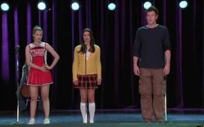Glee screencaps images photos pictures screengrabs captures