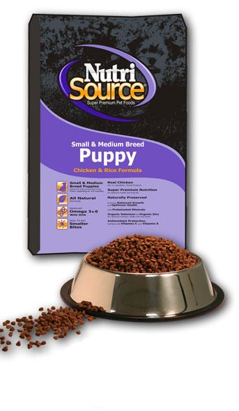 Gfpuppyhousekennels NutriSource Small  Medium Breed