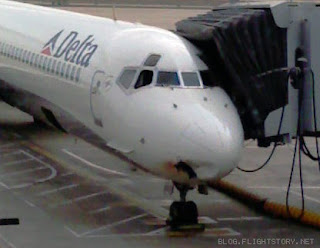 Delta Airline MD88