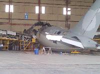 hangar fire