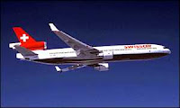 Swissair MD-11