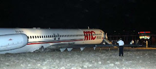 AMC Airlines accident at Istanbul