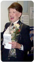 US Airways No. 1 Flight Attendant Bette Nash