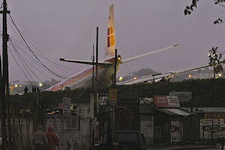 Iberia A340 accident at Quito