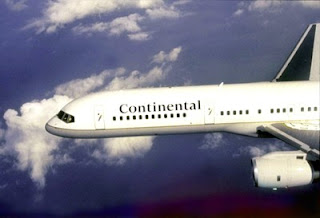 Continental Airlines Boeing 757-200