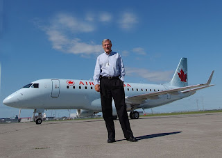 Air Canada CEO Montie Brewer