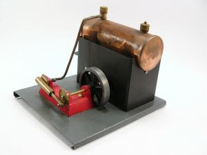 Homemade Steam Engine