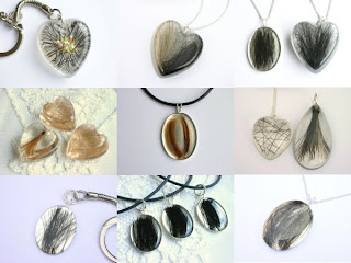 Hair Keepsake Jewellery