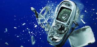 Self-destruct-phone