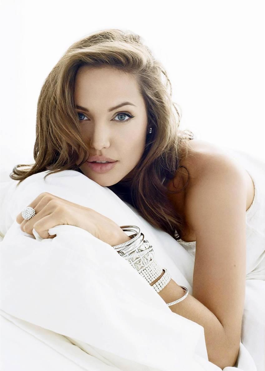 Angelina Jolie Look Using All Drugstore Makeup: ` Angelina JOlie :: Distinct PhotoshoOt `
