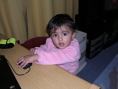 My daughter, Shreya