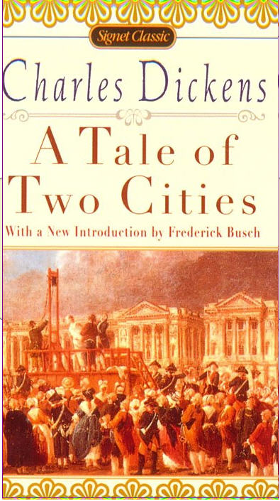 'A Tale of Two Cities' Quotes
