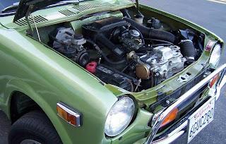 just a car geek: 1972 honda az 600
