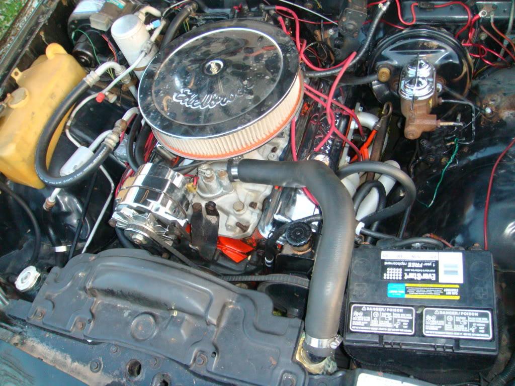 Just A Car Geek 1977 Chevrolet Monza Spyder V8 Craigslist Find