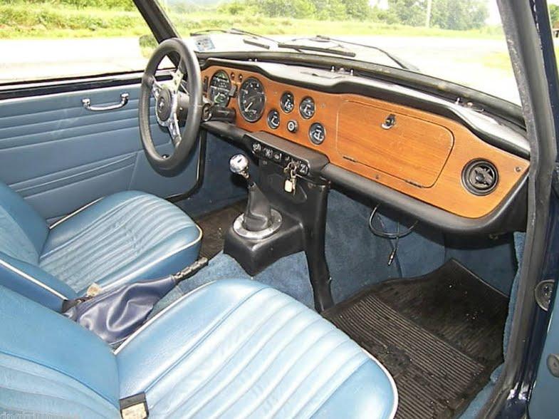 Just A Car Geek: 1968 Triumph TR250