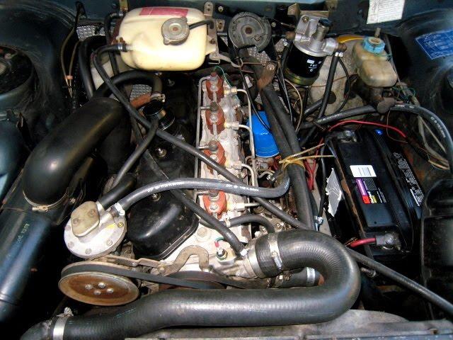 Just A Car Geek 1979 Peugeot 504 Diesel Very Nice Very Expensive