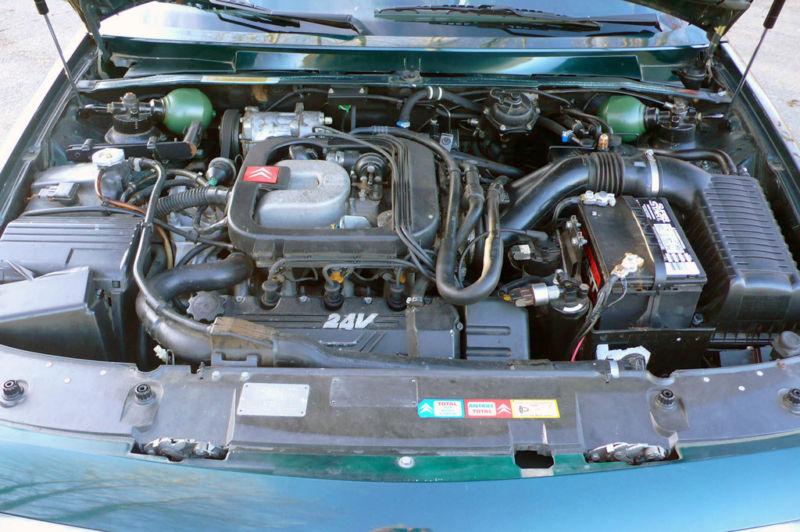 just a car geek 1992 v6 24 valve citroen xm in the us rh justacargeek com
