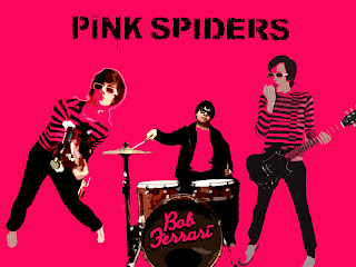 Pink Spiders, The - Hot Pink