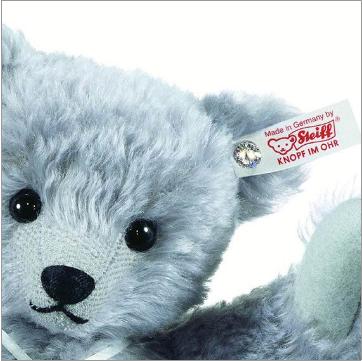 special edition Holiday Steiff Bear 2007