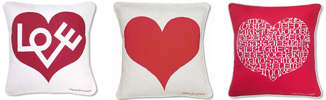 Alexander Girard throw pillows